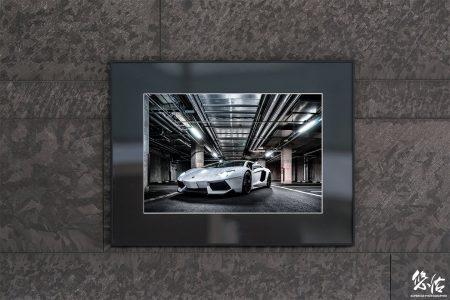 車真 - ART PANEL - AVENTADOR 【W3】