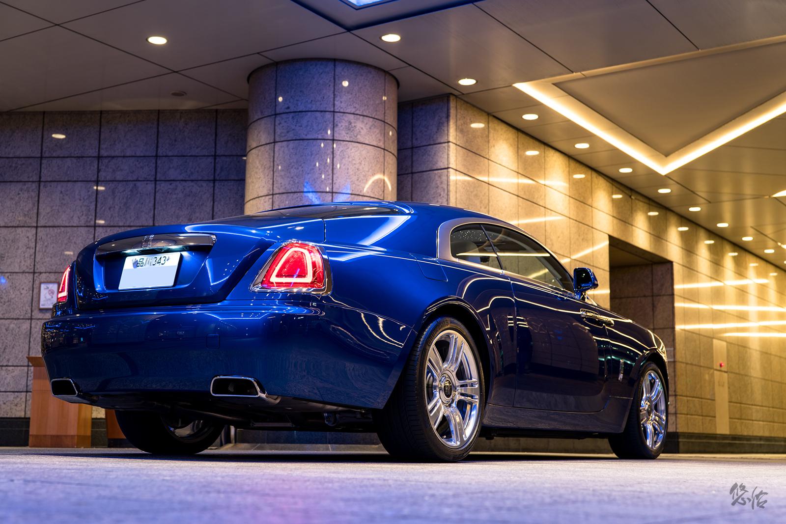 Rolls-Royce - Wraith - PHOTO By YUSUKE -