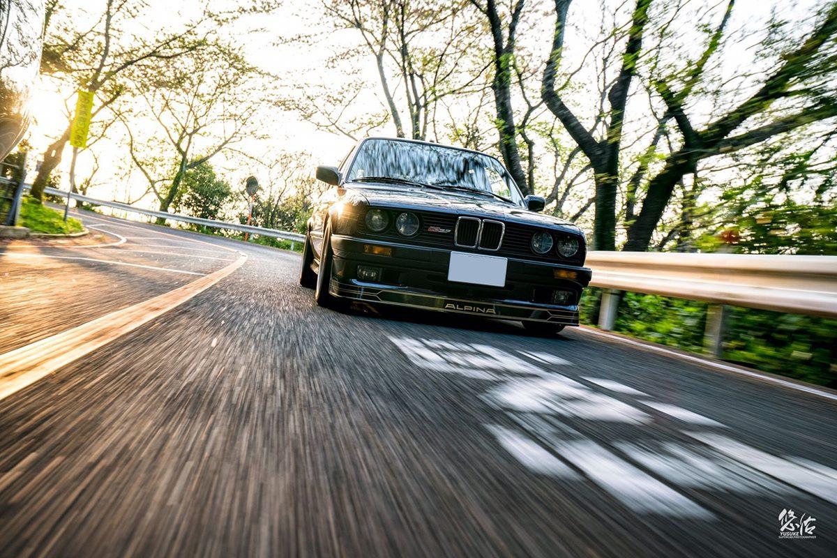 BMW E24専門店【シルキーシックス】九州ツーリング