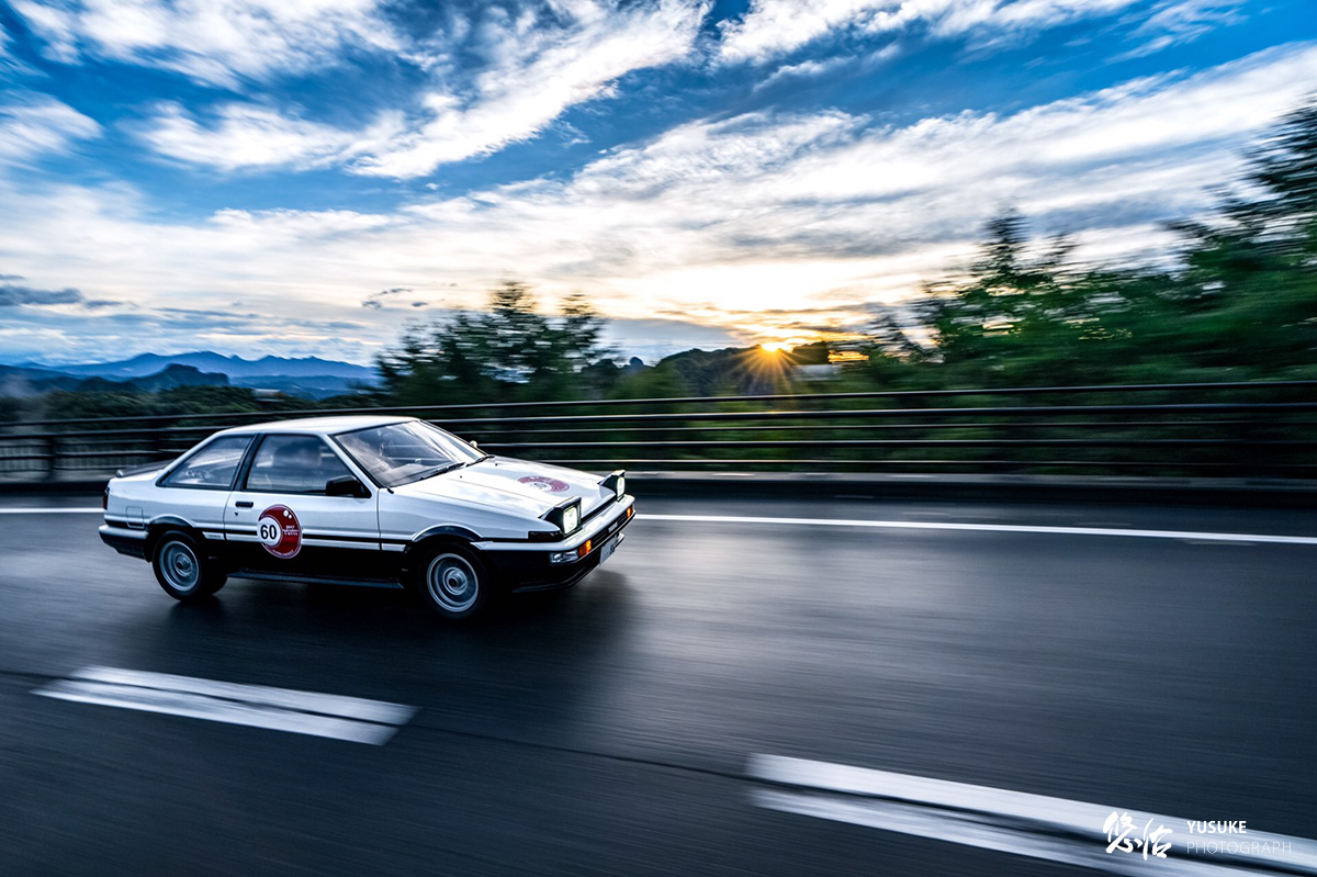 AE86 TORENO | 車真