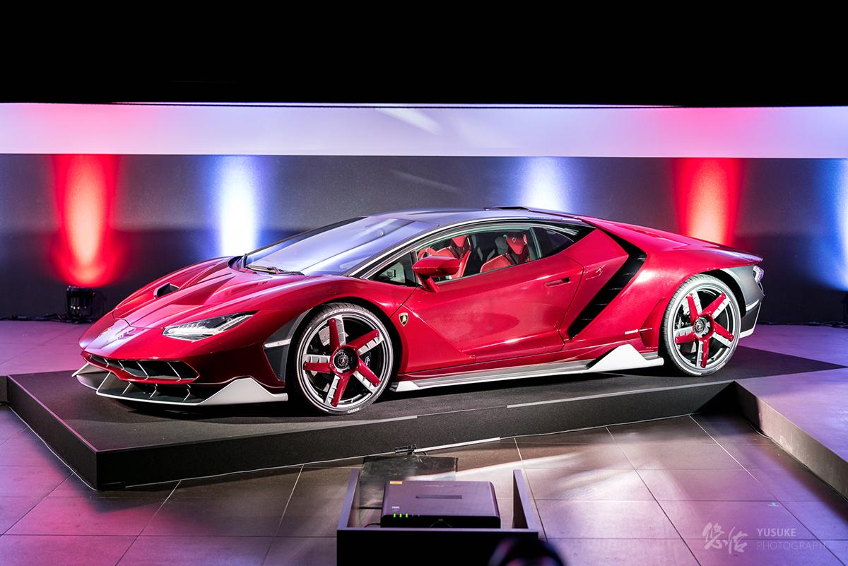 Lamborghini Centenario | 車真