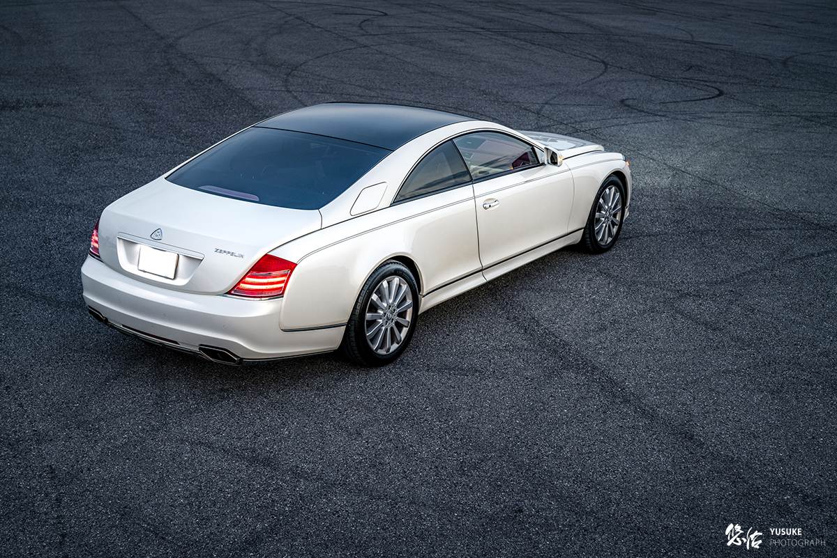 Maybach Coupe | 車真